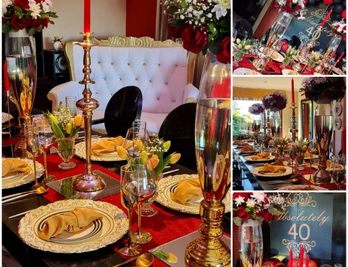 Another successful Celebration at Blackheath Manor Guest House